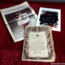 Coleccionismo Periódico La Vanguardia: LA VANGUARDIA CENTENARIO Y DIARIO DE BARCELONA. VARIOS AUTORES. 1949/1981.. Lote 98474091