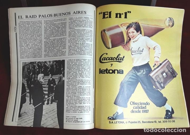 Coleccionismo Periódico La Vanguardia: LA VANGUARDIA CENTENARIO Y DIARIO DE BARCELONA. VARIOS AUTORES. 1949/1981. - Foto 7 - 98474091