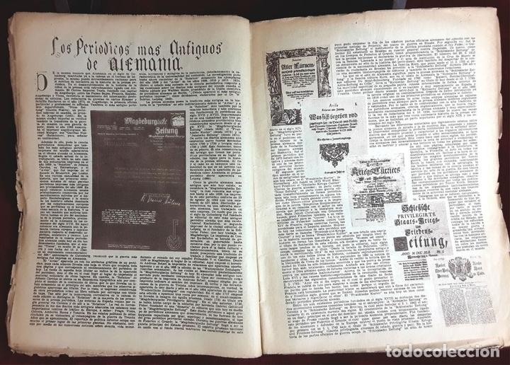 Coleccionismo Periódico La Vanguardia: LA VANGUARDIA CENTENARIO Y DIARIO DE BARCELONA. VARIOS AUTORES. 1949/1981. - Foto 10 - 98474091