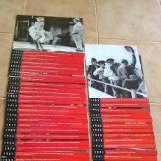 Coleccionismo Periódico La Vanguardia: FOTOS QUE HACEN HISTORIA LA VANGUARDIA 50 IMAGENES. Lote 100378907