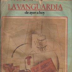 Coleccionismo Periódico La Vanguardia: REVISTA LA VANGUARDIA . FASCÍCULO 12 DE 25 ABRIL 1982. Lote 103599315