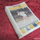 Coleccionismo Periódico La Vanguardia: JUEGOS OLIMPICOS BARCELONA 92 SUPLEMENTO DE LA VANGUARDIA 42 FASCÍCULOS. Lote 107599971