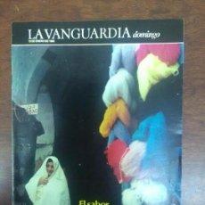 Coleccionismo Periódico La Vanguardia: EL SABOR DEL ZOCO TUNECINO LOS AÑOS DE ESTRAPERLO TUNEZ LA VANGUARDIA DOMINGO 13 ENERO 1985. Lote 115020147