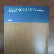 Coleccionismo Periódico La Vanguardia: SAHARA PARAISO DE ARENA DOMINICAL VANGUARDIA 24 FEBRERO 1985. Lote 115020807