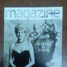 Coleccionismo Periódico La Vanguardia: DIANA DE GALES LADY DI MARIA PELAEZ MAGAZINE LA VANGUARDIA 14 DE SEPTIEMBRE DE 1997. Lote 115022559