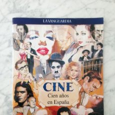 Coleccionismo Periódico La Vanguardia: LA VANGUARDIA - 1996 - CINE, CIEN AÑOS EN ESPAÑA, LUIS GARCIA BERLANGA, FERNANDO TRUEBA, ALMODÓVAR. Lote 115287907