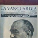 Coleccionismo Periódico La Vanguardia: 2 TOMOS LA VANGUARDIA 1973-1980. FRANCO TARRADELLAS JORDI PUJOL JUAN CARLOS ELECCIONES TRANSICION. Lote 118737715