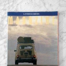 Coleccionismo Periódico La Vanguardia: LA VANGUARDIA MAGAZINE - 1993 - 40 AÑOS DE SEAT EN CATALUÑA, BERNARDO BERTOLUCCI, EL VATICANO. Lote 119859083