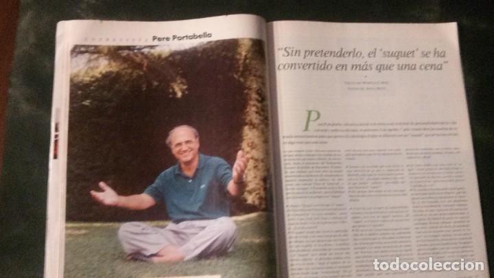 Coleccionismo Periódico La Vanguardia: MAGAZINE LA VANGUARDIA-1997-ANA BELÉN-VICTOR MANUEL-SARA MONTIEL-PERE PORTABELLA - Foto 5 - 122714395