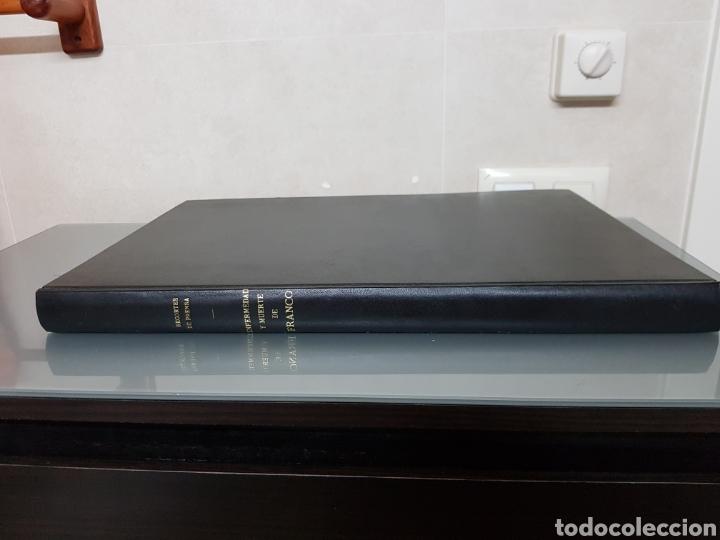 Coleccionismo Periódico La Vanguardia: Vol. ENCUADERNADO ENFERMEDAD Y MUERTE DE FRANCO 46X33cm - Foto 20 - 126014304