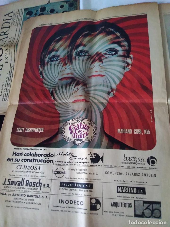 Coleccionismo Periódico La Vanguardia: 130-RECORTE CENTRAL PRENSA LA VANGUARDIA ,25 diciembre de 1970, las mocedades de Picasso en Barcelon - Foto 6 - 138936722