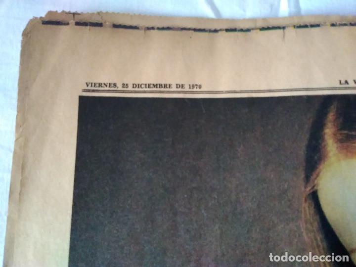 Coleccionismo Periódico La Vanguardia: 130-RECORTE CENTRAL PRENSA LA VANGUARDIA ,25 diciembre de 1970, las mocedades de Picasso en Barcelon - Foto 9 - 138936722