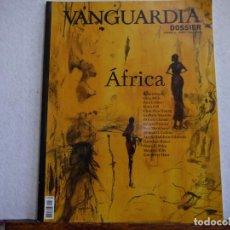 Coleccionismo Periódico La Vanguardia: DOSSIER LA VANGUARDIA N.º 26. ÁFRICA - ENERO / MARZO 2008 . Lote 144473302