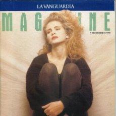 Coleccionismo Periódico La Vanguardia: MAGAZINE - JULIA ROBERTS 5 PAGINAS 4 FOTOS -BADALONA (SEDE OLIMPICA) 9 PAGINAS 9 FOTOS -AÑO 1990. Lote 152477238