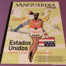 Collectionnisme Journal La Vanguardia: REVISTA VANGUARDIA DOSSIER Nº 7 (JUL/SEP 2003) : ESTADOS UNIDOS IMPERIO O PODER HEGEMÓNICO. Lote 154059742