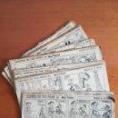Coleccionismo Periódico La Vanguardia: AVENTURAS DEL PATO DONALD POR WALT DISNEY 109 TIRAS AÑOS 1947-48 LA VANGUARDIA EXCLUSIVA LA PRENSA. Lote 154156432