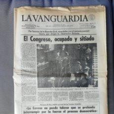 Collection Newspaper La Vanguardia - LA VANGUARDIA. 24 FEBRERO 1981 - 155520061