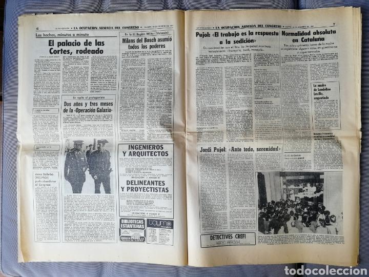 Coleccionismo Periódico La Vanguardia: LA VANGUARDIA. 24 FEBRERO 1981 - Foto 4 - 155520061