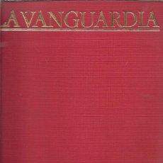 Coleccionismo Periódico La Vanguardia: CIEN AÑOS DE LA VIDA EN EL MUNDO LA VANGUARDIA 1981 TOMO 1 2 3. Lote 156449898