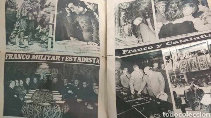 Coleccionismo Periódico La Vanguardia: LA VANGUARDIA FRANCO HA MUERTO, EXTRA 20 DE NOVIEMBRE 1975 - Foto 2 - 158089801