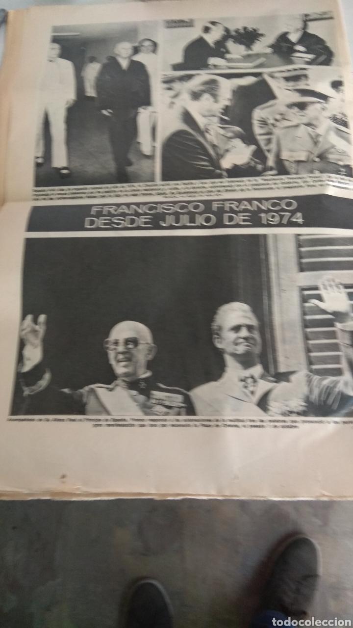 Coleccionismo Periódico La Vanguardia: LA VANGUARDIA FRANCO HA MUERTO, EXTRA 20 DE NOVIEMBRE 1975 - Foto 3 - 158089801