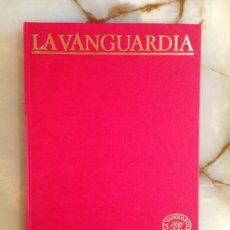 Coleccionismo Periódico La Vanguardia: LA VANGUARDIA - CIEN AÑOS DE VIDA CATALANA - 1881-1981. Lote 160814110