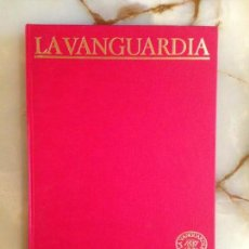 Coleccionismo Periódico La Vanguardia - LA VANGUARDIA - CIEN AÑOS DE VIDA CATALANA - 1881-1981 - 160814110