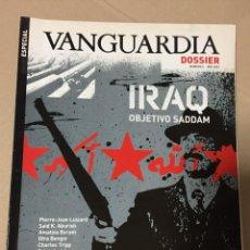 Coleccionismo Periódico La Vanguardia: REVISTA LA VANGUARDIA DOSSIER ESPECIAL IRAQ AÑO 2003. Lote 160860810