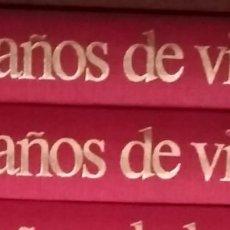 Coleccionismo Periódico La Vanguardia: CIEN AÑOS DE VIDA CATALANA. 2 TOMOS. Lote 165793377