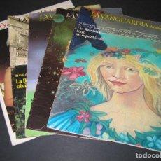 Coleccionismo Periódico La Vanguardia: LOTE DE 5 REVISTAS - LA VANGUARDIA DOMINGO - MAYO 1983. Lote 166928112