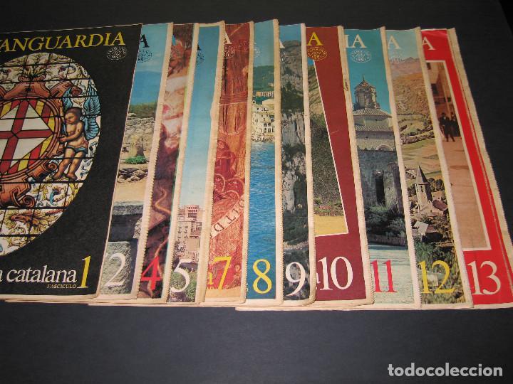 11 FASCÍCULOS - 100 AÑOS DE VIDA CATALANA - NÚM. 1. 2. 4. 5. 7. 8. 9. 10. 11. 12. 13 - LA VANGUARDIA (Coleccionismo - Revistas y Periódicos Modernos (a partir de 1.940) - Periódico La Vanguardia)