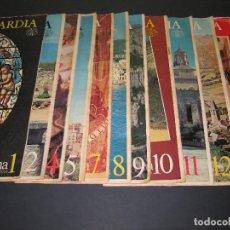 Coleccionismo Periódico La Vanguardia: 11 FASCÍCULOS - 100 AÑOS DE VIDA CATALANA - NÚM. 1. 2. 4. 5. 7. 8. 9. 10. 11. 12. 13 - LA VANGUARDIA. Lote 166931368