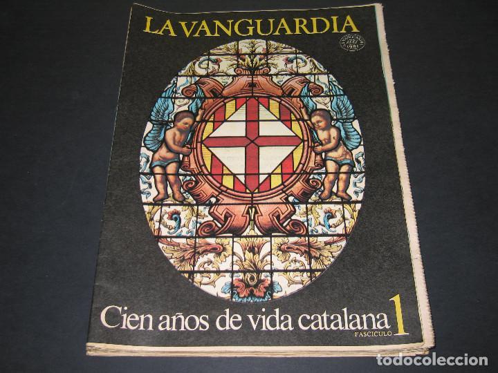 Coleccionismo Periódico La Vanguardia: 11 Fascículos - 100 AÑOS DE VIDA CATALANA - núm. 1. 2. 4. 5. 7. 8. 9. 10. 11. 12. 13 - LA VANGUARDIA - Foto 2 - 166931368