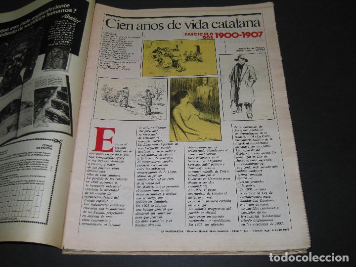 Coleccionismo Periódico La Vanguardia: 11 Fascículos - 100 AÑOS DE VIDA CATALANA - núm. 1. 2. 4. 5. 7. 8. 9. 10. 11. 12. 13 - LA VANGUARDIA - Foto 5 - 166931368