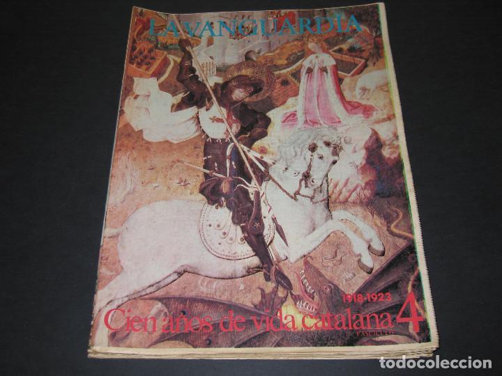 Coleccionismo Periódico La Vanguardia: 11 Fascículos - 100 AÑOS DE VIDA CATALANA - núm. 1. 2. 4. 5. 7. 8. 9. 10. 11. 12. 13 - LA VANGUARDIA - Foto 6 - 166931368