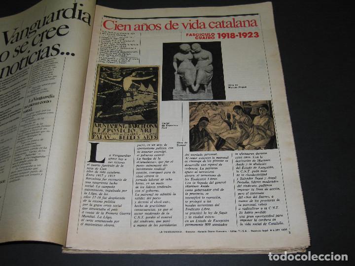 Coleccionismo Periódico La Vanguardia: 11 Fascículos - 100 AÑOS DE VIDA CATALANA - núm. 1. 2. 4. 5. 7. 8. 9. 10. 11. 12. 13 - LA VANGUARDIA - Foto 7 - 166931368