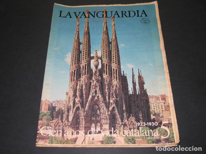 Coleccionismo Periódico La Vanguardia: 11 Fascículos - 100 AÑOS DE VIDA CATALANA - núm. 1. 2. 4. 5. 7. 8. 9. 10. 11. 12. 13 - LA VANGUARDIA - Foto 8 - 166931368