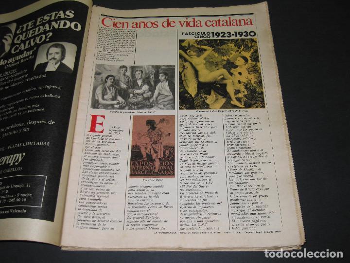 Coleccionismo Periódico La Vanguardia: 11 Fascículos - 100 AÑOS DE VIDA CATALANA - núm. 1. 2. 4. 5. 7. 8. 9. 10. 11. 12. 13 - LA VANGUARDIA - Foto 9 - 166931368