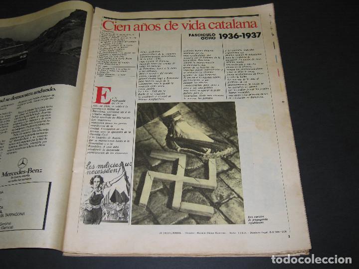 Coleccionismo Periódico La Vanguardia: 11 Fascículos - 100 AÑOS DE VIDA CATALANA - núm. 1. 2. 4. 5. 7. 8. 9. 10. 11. 12. 13 - LA VANGUARDIA - Foto 13 - 166931368