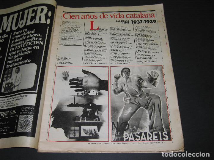 Coleccionismo Periódico La Vanguardia: 11 Fascículos - 100 AÑOS DE VIDA CATALANA - núm. 1. 2. 4. 5. 7. 8. 9. 10. 11. 12. 13 - LA VANGUARDIA - Foto 15 - 166931368