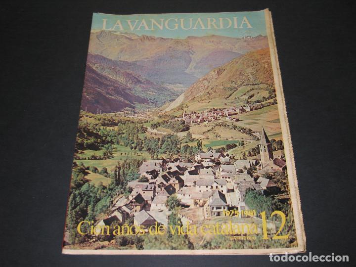 Coleccionismo Periódico La Vanguardia: 11 Fascículos - 100 AÑOS DE VIDA CATALANA - núm. 1. 2. 4. 5. 7. 8. 9. 10. 11. 12. 13 - LA VANGUARDIA - Foto 20 - 166931368