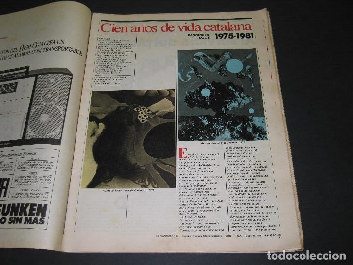 Coleccionismo Periódico La Vanguardia: 11 Fascículos - 100 AÑOS DE VIDA CATALANA - núm. 1. 2. 4. 5. 7. 8. 9. 10. 11. 12. 13 - LA VANGUARDIA - Foto 21 - 166931368