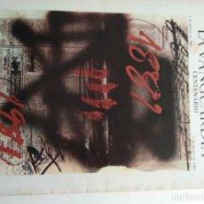 Coleccionismo Periódico La Vanguardia: LA VANGUARDIA. CENTENARIO.. Lote 167961412