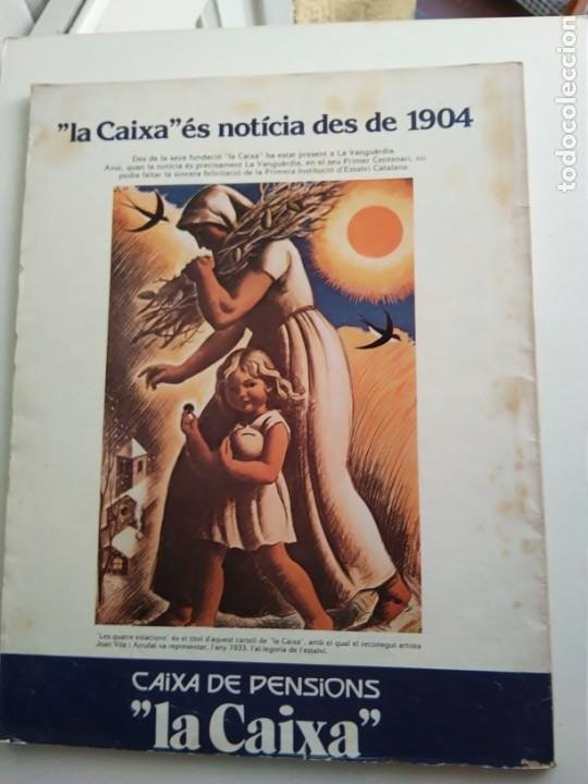 Coleccionismo Periódico La Vanguardia: LA VANGUARDIA. CENTENARIO. - Foto 2 - 167961412