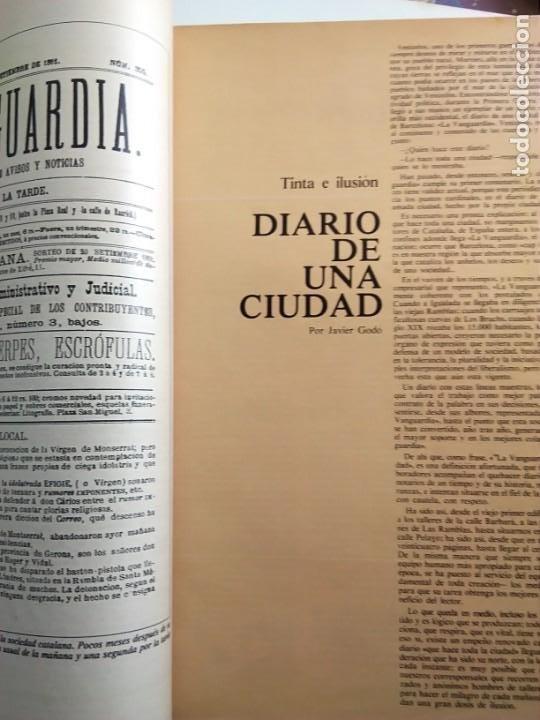 Coleccionismo Periódico La Vanguardia: LA VANGUARDIA. CENTENARIO. - Foto 5 - 167961412