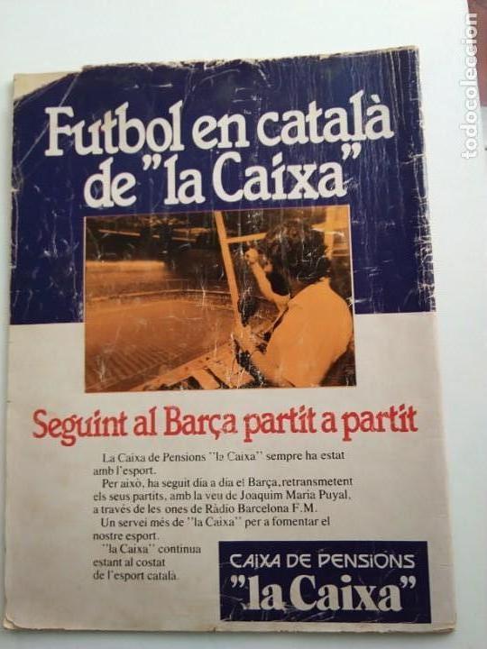 Coleccionismo Periódico La Vanguardia: HISTORIA DEL F.C. BARCELONA, DE 12 A 120.000 SOCIS - Foto 6 - 167961932