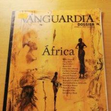 Coleccionismo Periódico La Vanguardia: VANGUARDIA DOSSIER Nº 26 (ENERO / MARZO 2008) ÁFRICA. Lote 168968304