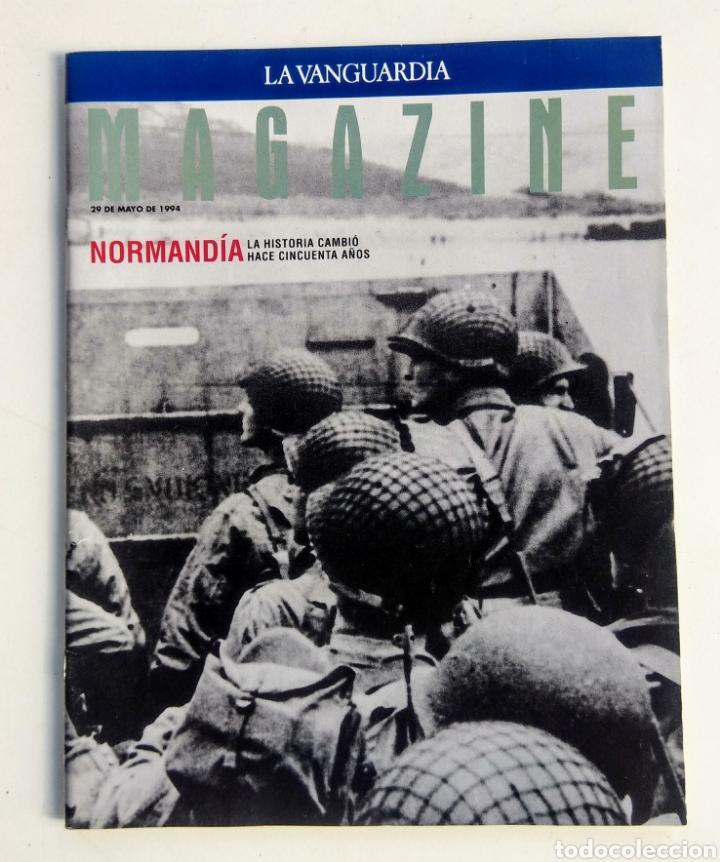 Coleccionismo Periódico La Vanguardia: Lote de 4 Revistas. Magazine La Vanguardia. - Foto 2 - 177005433