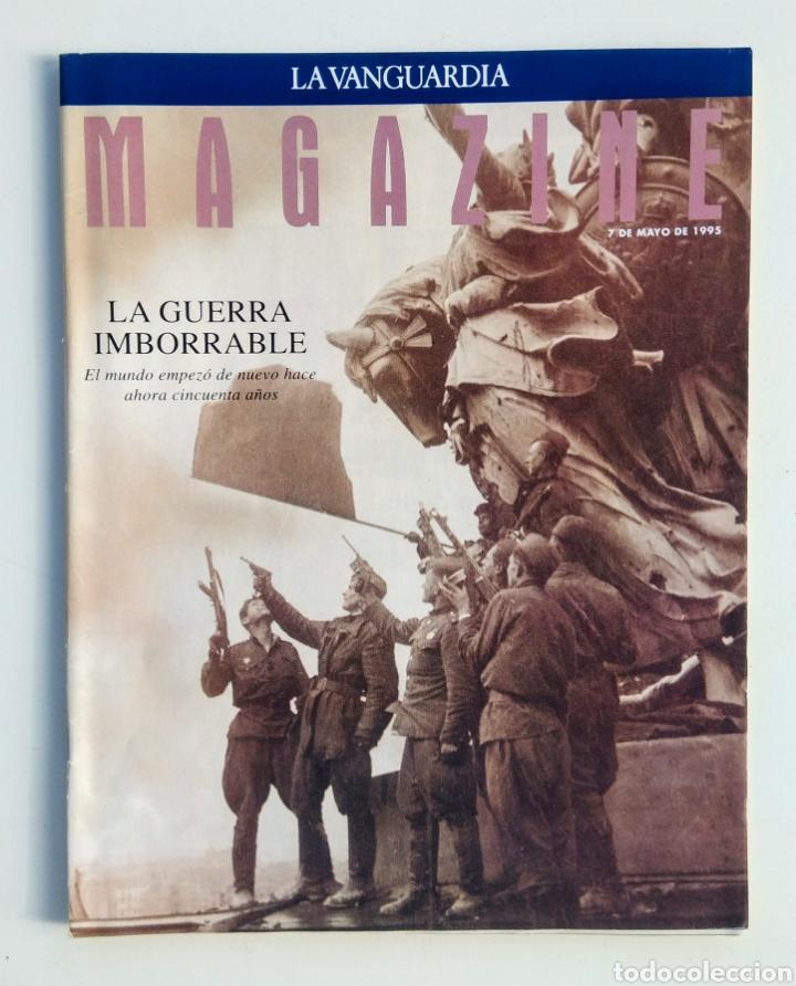 Coleccionismo Periódico La Vanguardia: Lote de 5 Revistas. Magazine La Vanguardia. - Foto 3 - 177005902