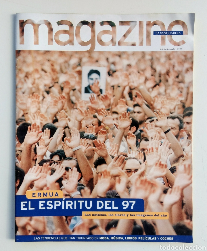 Coleccionismo Periódico La Vanguardia: Lote de 4 Revistas. Magazine La Vanguardia. - Foto 2 - 177008869